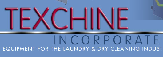 Texhine, Incorporated - Equipment for the Laundry & Dry Cleaning industry